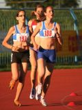 Utrka na 1500 m za ml. juniorke